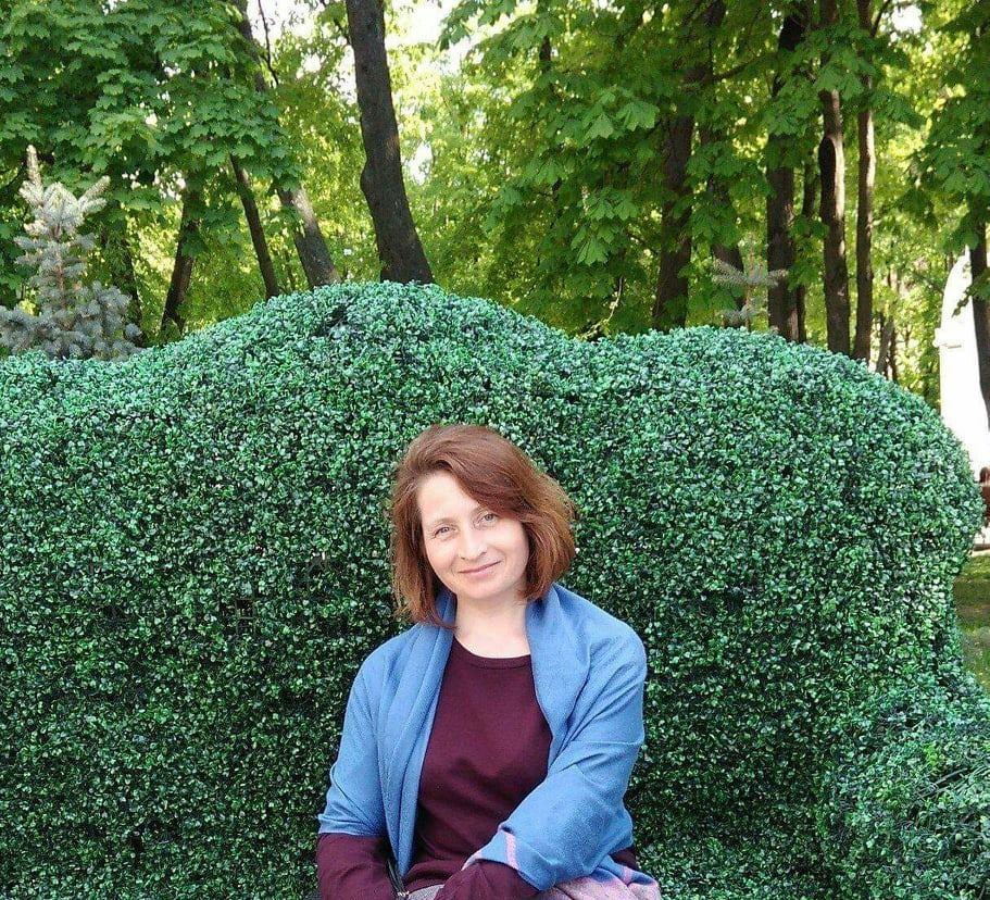 Ірина Хіжняк