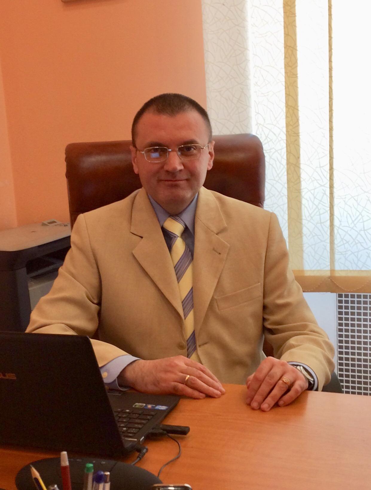 Віталій Чернега