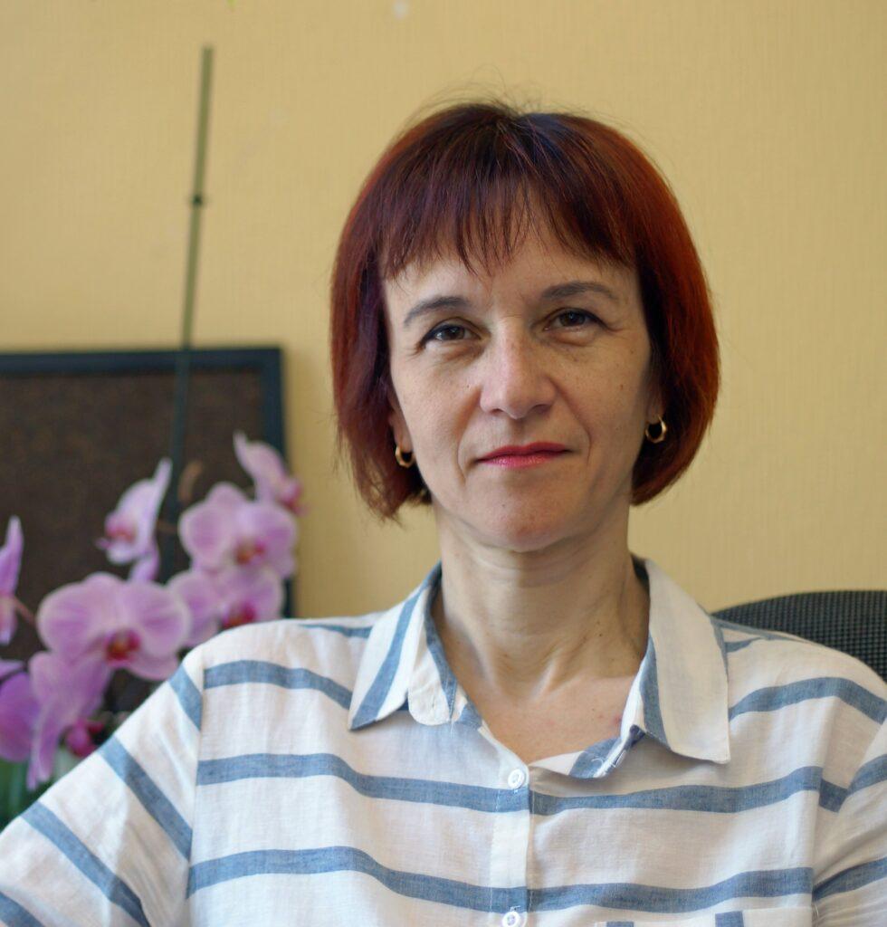 Фарафонова Юлія